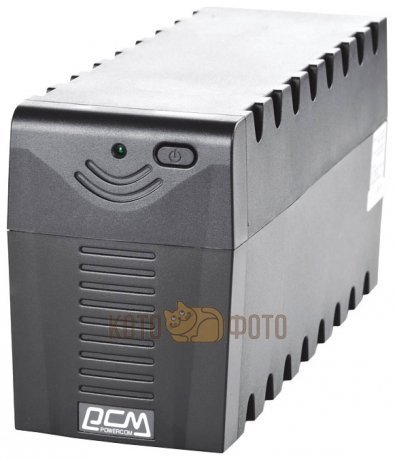 ИБП Powercom RPT-600A 360W черный 3*IEC320