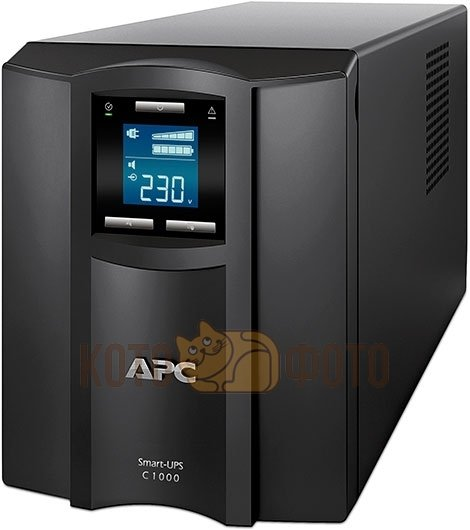 ИБП APC Smart-UPS SMC1000I uninterruptible power supply apc smart ups c smc1000i home improvement electrical equipment