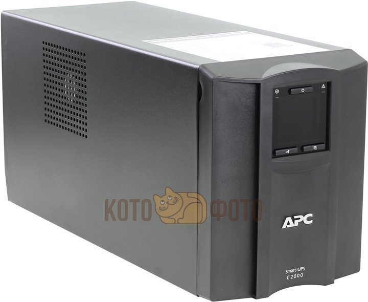 ИБП APC Smart-UPS C SMC2000I ибп apc by schneider electric smart ups c 2000va lcd smc2000i