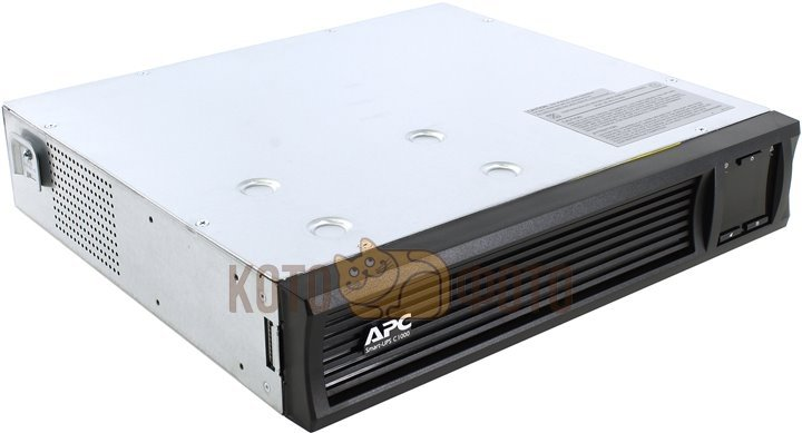 ИБП APC Smart-UPS SMC1000I-2U uninterruptible power supply apc smart ups c smc1000i home improvement electrical equipment