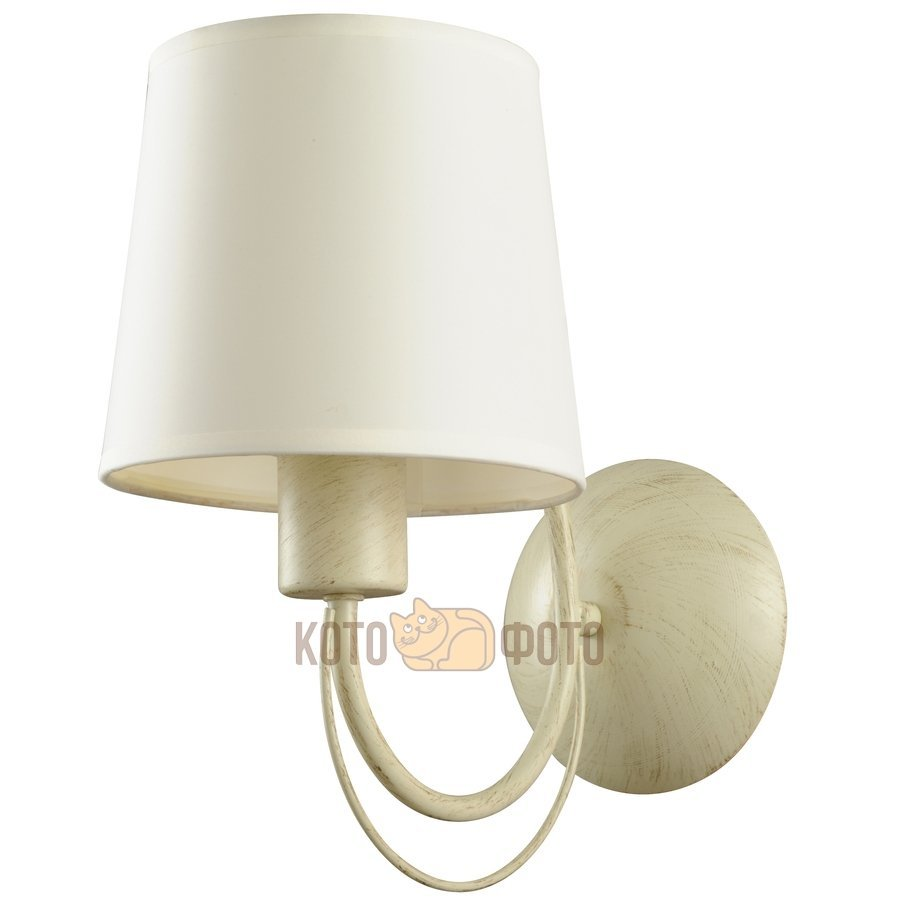 Бра Arte lamp Orlean A9310AP-1WG бра arte lamp california
