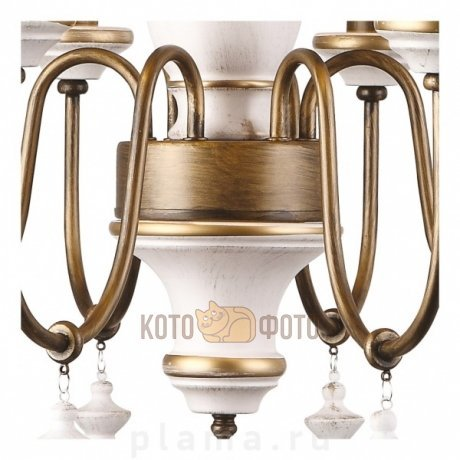 Люстра Arte Lamp FORTEZZA A1843LM-6BG