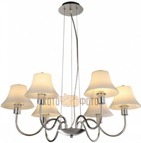 Люстра Arte Lamp Coral A5020LM-6CC