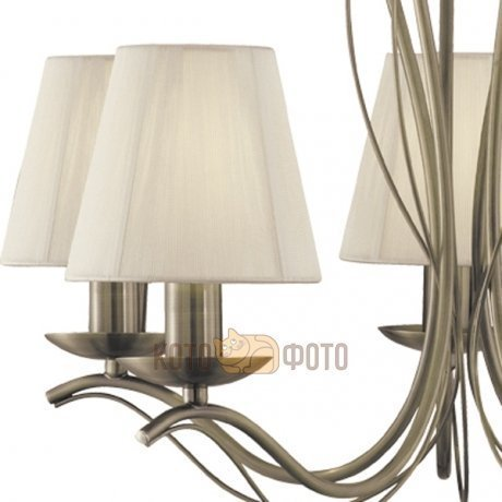 Люстра Arte Lamp DOMAIN A9521LM-5AB