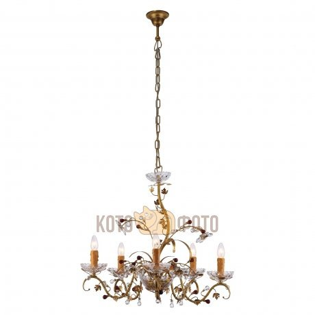Люстра Arte Lamp PALAZZO A8933LM-5SG