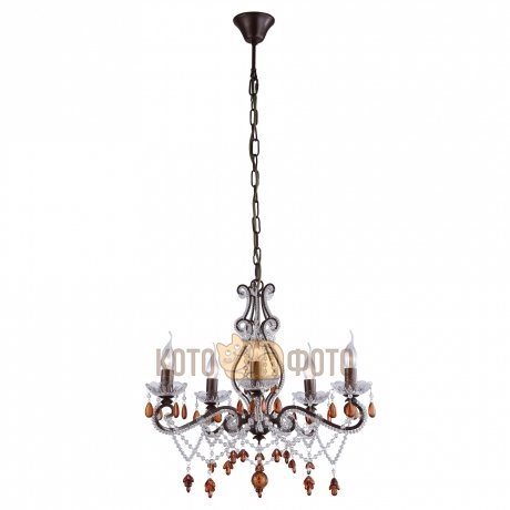 Люстра Arte Lamp DECORATO A1715LM-5BR