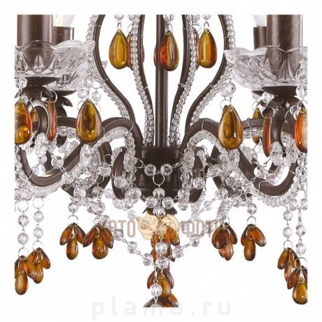 Люстра Arte Lamp DECORATO A1715LM-8BR