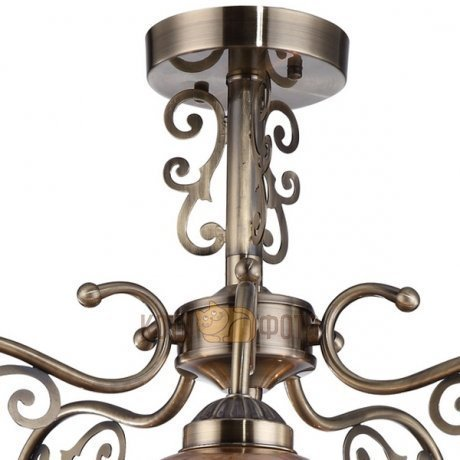 Люстра Arte Lamp PERLINA A9560PL-5AB