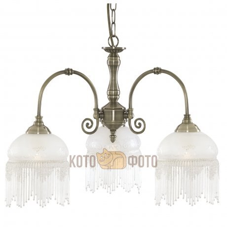 Люстра Arte Lamp VICTORIANA A3191LM-3AB