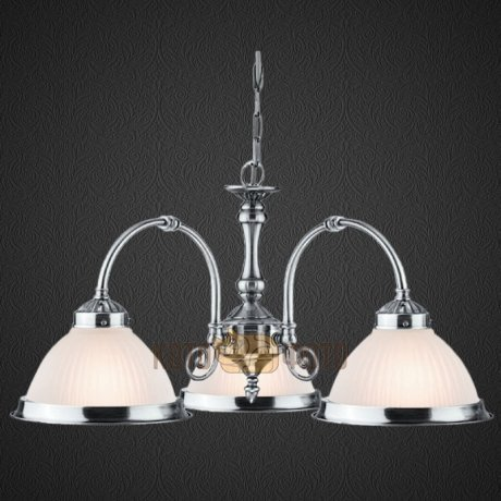 Люстра Arte Lamp AMERICAN DINER A9366LM-3SS