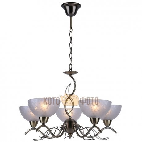 Люстра Arte Lamp Lucianno A6081LM-5AB