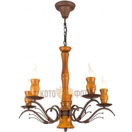 Люстра Arte Lamp CATENALEGNO A6742LM-5BR