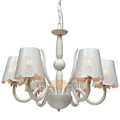 Люстра Arte Lamp Attore A2020LM-6WH
