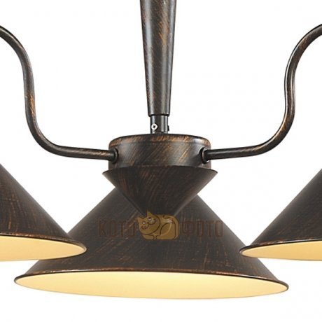 Люстра Arte Lamp CONE A9330LM-5BR