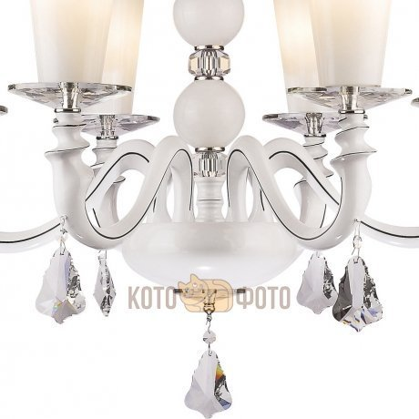 Люстра Arte Lamp VERSAILLES A3006LM-6WH