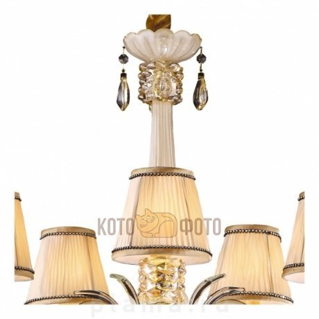 Люстра Arte Lamp CAPUCCINO A8330LM-8GO