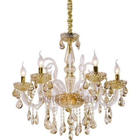 Люстра Arte Lamp VERSAILLES A5081LM-6GO