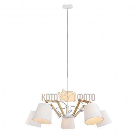 Люстра Arte Lamp PINOCCIO A5700LM-5WH