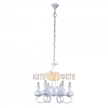 Люстра Arte Lamp SERVIZIO A6819LM-6WH
