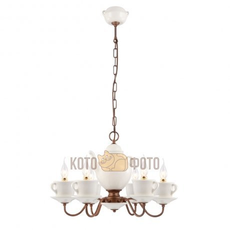 Люстра Arte Lamp SERVIZIO A6483LM-6WH