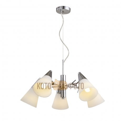 Люстра Arte Lamp BROOKLYN A9517LM-5CC