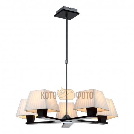 Люстра Arte Lamp FUSION A1295LM-5BK