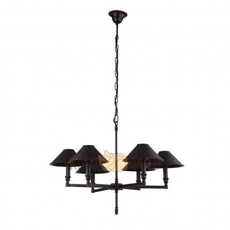 Люстра Arte Lamp GIORDANO A2398LM-6BA