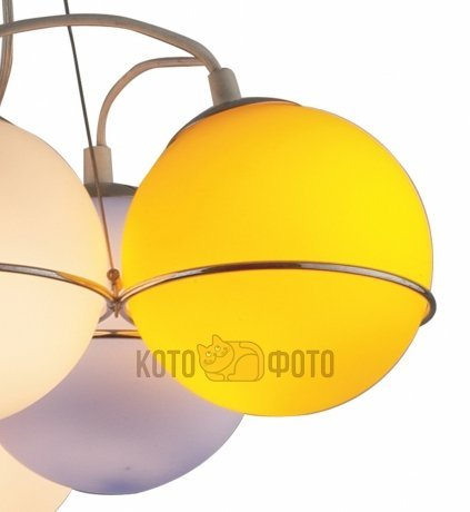 Люстра Odeon Light IXORA 1345/6