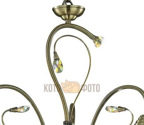 Люстра Odeon Light TEURA 2240/5
