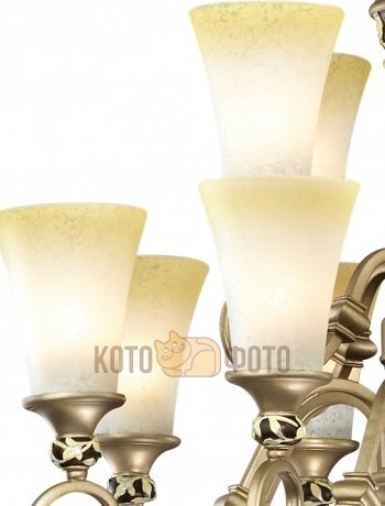 Люстра Odeon Light PERRY 2456/12