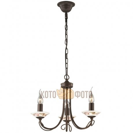 Люстра Odeon Light RIVA 2529/3