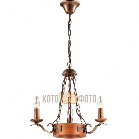 Люстра Odeon Light Palena 2618/3