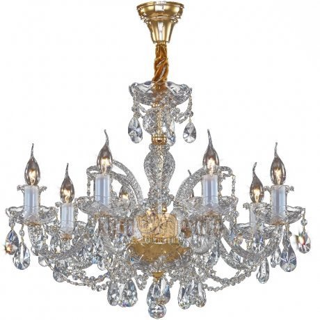 Люстра Maytoni Diamant crystal ARM907-08-G