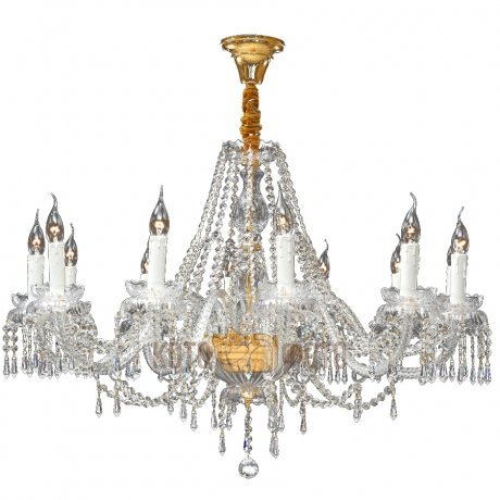 Люстра Maytoni Diamant crystal ARM910-12-G
