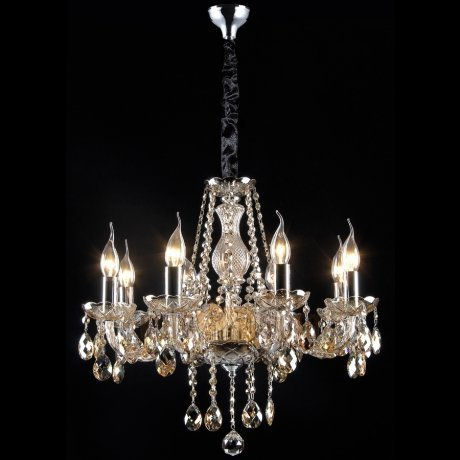 Люстра Maytoni Diamant crystal ARM937-08-N