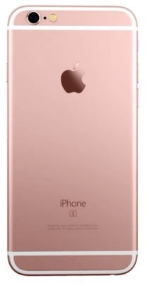 Смартфон Apple iPhone 6s 64GB Rose Gold (MKQR2RU|A)