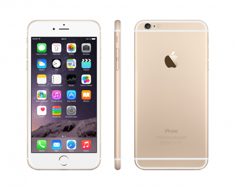 Смартфон Apple iPhone 6s 128GB Gold (MKQV2RU|A)