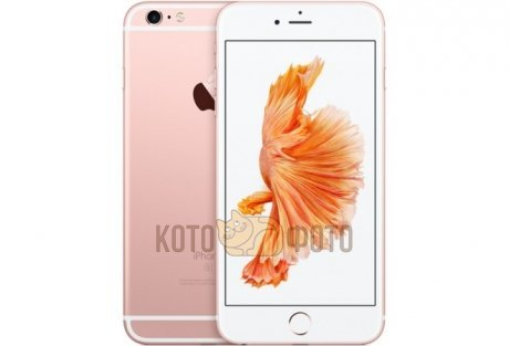 Смартфон Apple iPhone 6s Plus 64GB Rose Gold (MKU92RU|A)