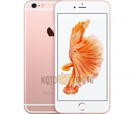 Купить Смартфон Apple iPhone 6s Plus 128Gb Rose Gold (MKUG2RU/A)