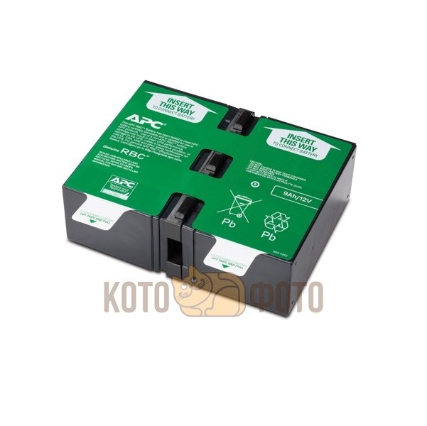 Батарея для ИБП APC APCRBC124 Replacement Battery Cartridge # 124 цена и фото