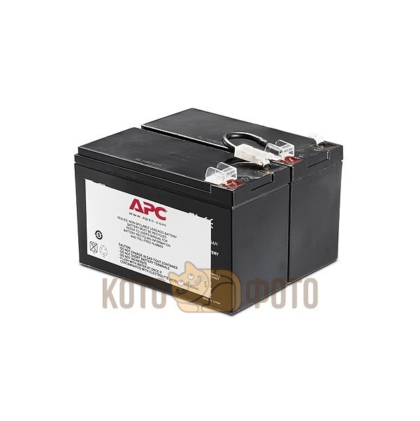 Батарея для ИБП APC APCRBC109 Replacement Battery Cartridge #109 цена и фото