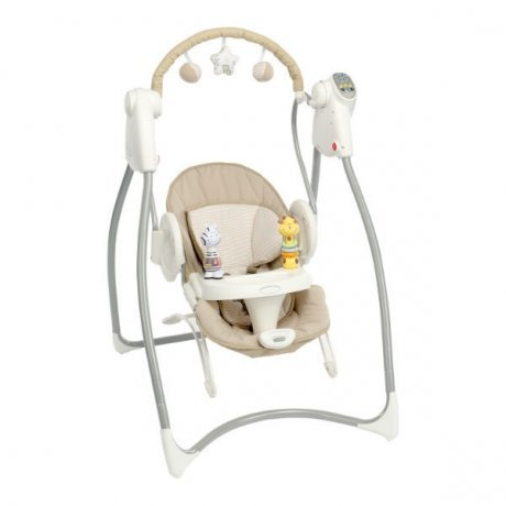 Качели Graco BABY DELIGHT BENNY AND BELL