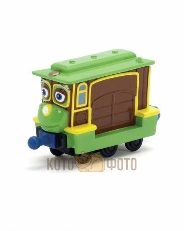 Паровозик Chuggington Зефи