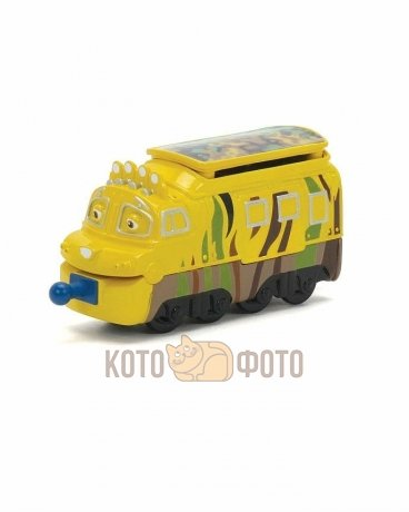 Паровозик Chuggington Мтамбо