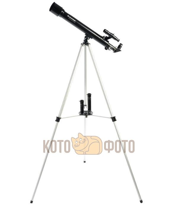 Фото - Телескоп Celestron PowerSeeker 50 AZ телескоп bresser junior space explorer 45 600 az зеленый