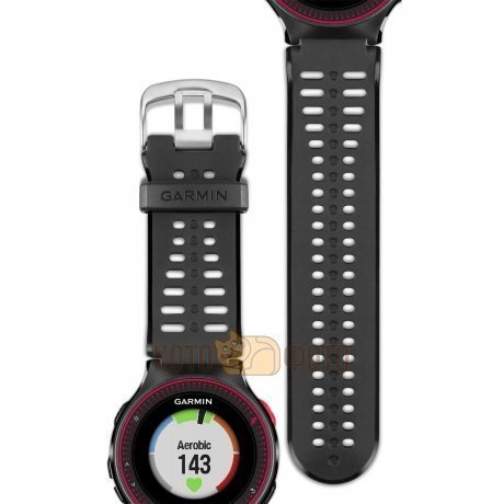 Спортивные часы Garmin Forerunner 235 Black|Marsala Red (010-03717-71)