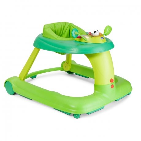 Каталка-ходунки Chicco 123 Green