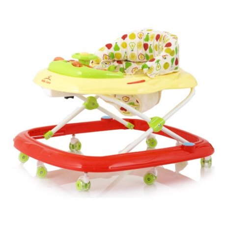 Ходунки Baby Care Pilot (Red) baby care variant 4 red