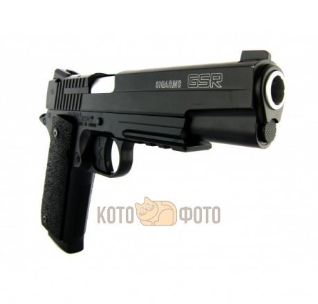 Пистолет CyberGun Swiss Arms SA 1911 (GSR Colt 1911) 288013