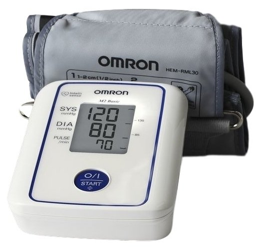Тонометр Omron M2 Basic (Hem-7116) [zob] new original omron omron photoelectric switch e3jk ds30m1 e3jk dr12 c 2pcs lot